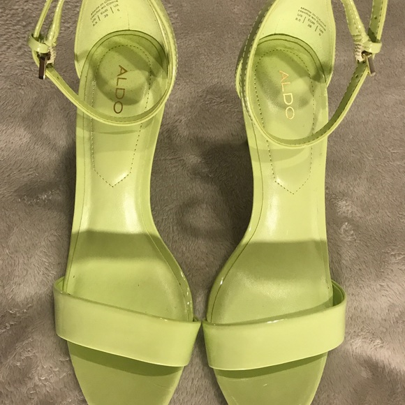58301b92a6b Aldo Neon Heels
